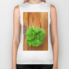 Vegetables lettuce Biker Tank