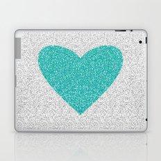 Aqua Love Laptop & iPad Skin