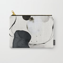 Contemporary Art, Minimalistic  Carry-All Pouch