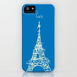 belle à Paris iPhone Case