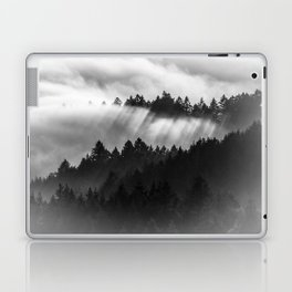 Fog Invasion, San Francisco Bay Area Laptop & iPad Skin