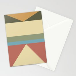 EARTH TONE iphone Case Stationery Cards