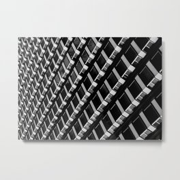 Abstract Architecture I Metal Print