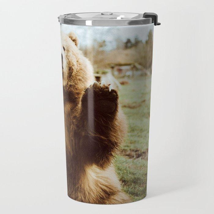 Hi Bear Travel Mug