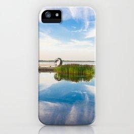 Haapslau iPhone Case