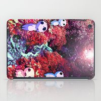 kodama iPad Cases featuring Kodama by the Stream by pkarnold + The Cult Print Shop
