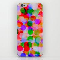 circles iPhone & iPod Skins featuring *Circles***** by Mr and Mrs Quirynen