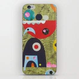 Weight Of Balance iPhone Skin