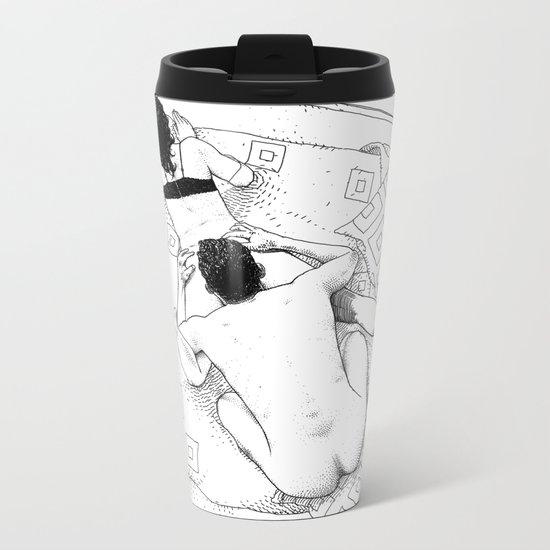 asc 547 - My New Year's resolutions - June Metal Travel Mug