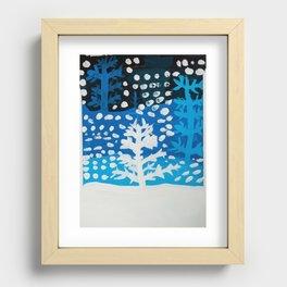 Winter 2 Recessed Framed Print