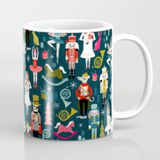 Nutcracker Ballet by Andrea Lauren  Mug