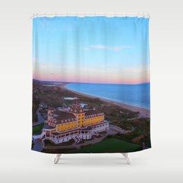 Ocean House - Watch Hill - Westerly, Rhode Island Shower Curtain