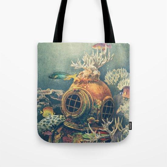 Seachange Tote Bag
