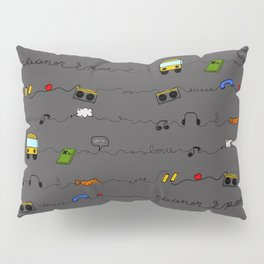 Eleanor&Park B Pillow Sham