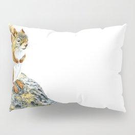 Bright-eyed and Bushy-tailed by Teresa Thompson Pillow Sham