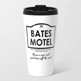 PSYCHO - Bates Motel welcomes you Travel Mug