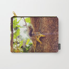 Super Squirrel Carry-All Pouch
