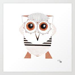 Coop Art Print