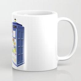 The Doctor Refreshes Coffee Mug