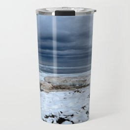 Frosted Shore Travel Mug