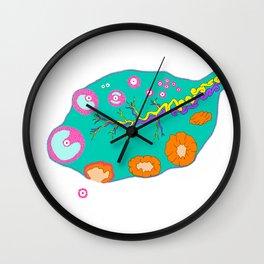Ovary Wall Clock