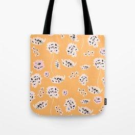 Coral Beauty Tote Bag