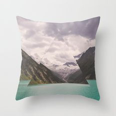∆ I Throw Pillow