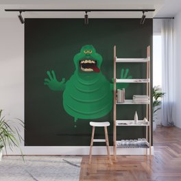 Ghostbusters Wall Mural
