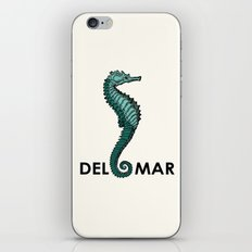 Caballito del Mar iPhone Skin