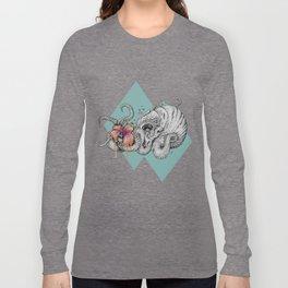 Flora Nautica Long Sleeve T-shirt