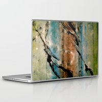 nursery Laptop & iPad Skins featuring The Illustrated Man's Nursery by Chelsea Fredrikson