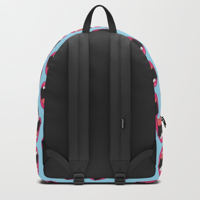 MOUTH BREATHER Backpack