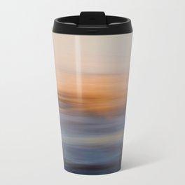 Undulating Sunset Travel Mug