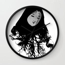 Enchanting Oriental Mood - Cool Vector Design Wall Clock