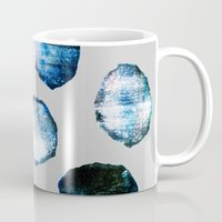 mineral Mugs featuring mineral 03 by LEEMO