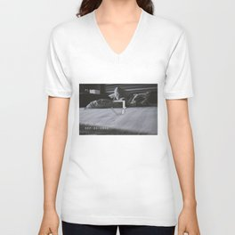 The NBHD VHS Tape No. 2 Unisex V-Neck