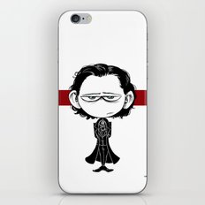 Little Sir Thomas Sharpe iPhone & iPod Skin