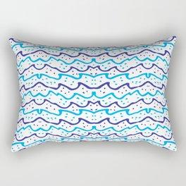 Modern Fashion Pattern Art Design Rectangular Pillow