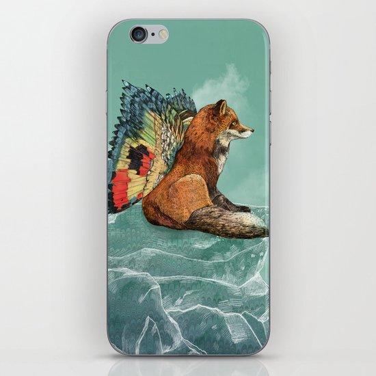 Flying Fox iPhone & iPod Skin