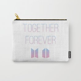 Together Forever BTS Carry-All Pouch