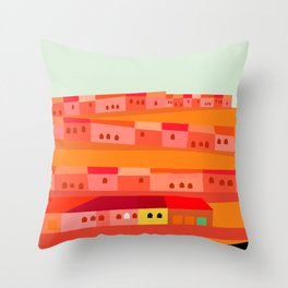 Otay Hills Throw Pillow