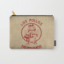 Los Pollos Hermanos vintage ( Breaking Bad ) Carry-All Pouch
