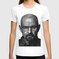 heisenberg T-shirts featuring Heisenberg by Mike Robins