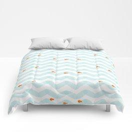 Golf Fish Comforters