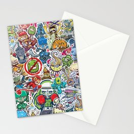 Kampu Kids Stationery Cards