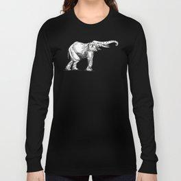 Elephant Elefante Long Sleeve T-shirt