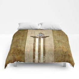 poloplayer golden_ocher Comforters