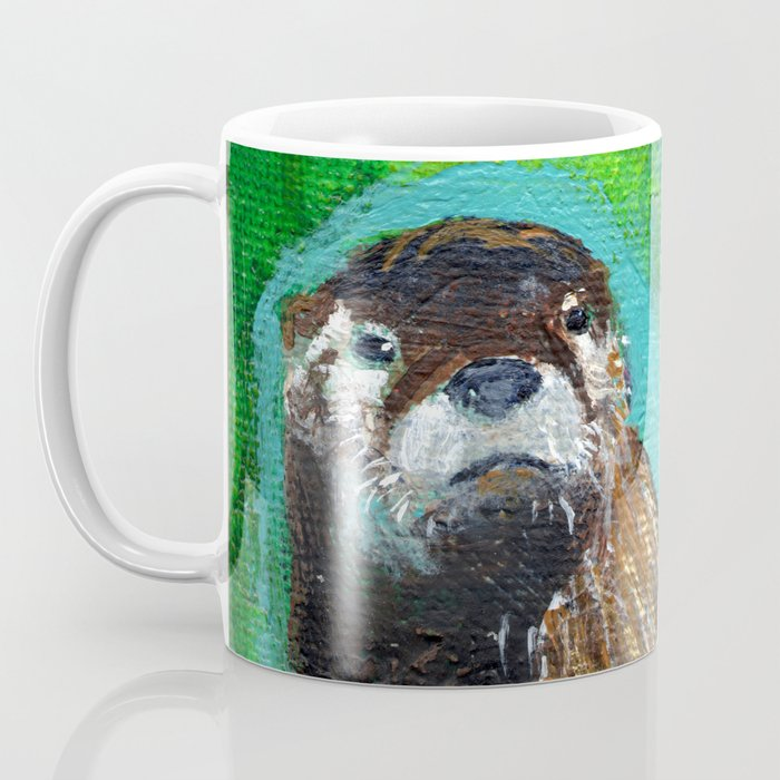 Otter Glow Coffee Mug