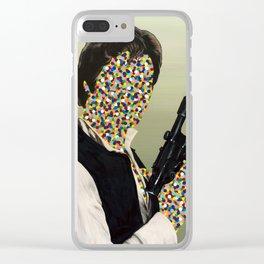Rebel Scum - 01 Clear iPhone Case