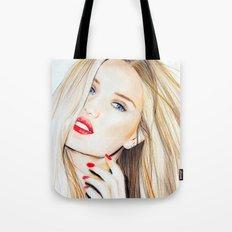 rosie huntington whiteley  Tote Bag